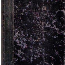 Libros antiguos: CUADROS SINÓPTICOS SALVADOR PARA LA APLICACIÓN DE LAS PENAS. S. VIADA Y VILASECA 1881. Lote 23640097