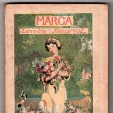 Libros antiguos: COLLECTION STELLA Nº 111.MARGA PAR ZENAIDE FLEURIOT.EDITION DU PETIT ECHO DE LA MODE.PARIS 1924. Lote 14538043