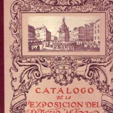 Libros antiguos: CATALOGO GENERAL ILUSTRADO. EXPOSICION DEL ANTIGUO MADRID. SOCIEDAD ESPAÑOLA DE AMIGOS DEL ARTE.. Lote 27243295