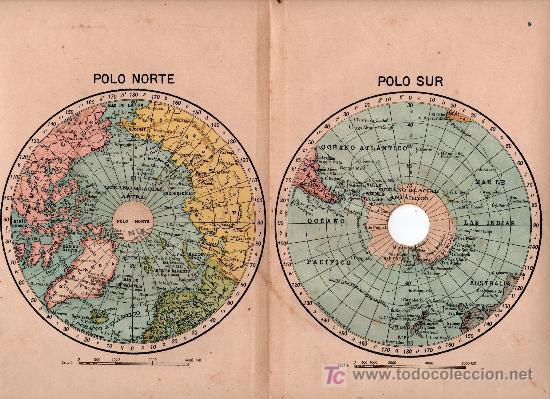 Libros antiguos: ATLAS GEOGRAFICO UNIVERSAL POR JOSE PALUZIE Y LUCENA. EDITORES HIJOS DE PALUZIE. BARCELONA 1903 - Foto 7 - 14660672