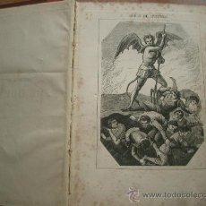 Libros antiguos: 1862 OBRAS SELECTAS CRÍTICAS SATIRICAS Y JOCOSAS FRANCISCO DE QUEVEDO VILLEGAS. Lote 27445820
