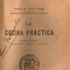 Libros antiguos: LA COCINA PRACTICA (A-COCINA-153). Lote 14797602