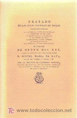 TRATADO DE LAS AGUAS TERMALES DE TRILLO // CASIMIRO ORTEGA // ( EDICIÓN FACSÍMIL DE LA DE 1778). (Libros Antiguos, Raros y Curiosos - Ciencias, Manuales y Oficios - Otros)
