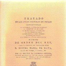Libros antiguos: TRATADO DE LAS AGUAS TERMALES DE TRILLO // CASIMIRO ORTEGA // ( EDICIÓN FACSÍMIL DE LA DE 1778).. Lote 27125979