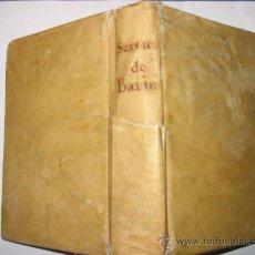 Libros antiguos: MANIFESTACION EN QUE PUBLICAN MUCHOS Y RELEVANTES SERVICIO Y NOBLES HECHOS .CIUDAD BARCELONA -1794. Lote 16319711