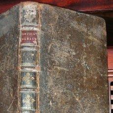 Libros antiguos: 1721 - VERTOT - HISTOIRE DES REVOLUTIONS ARRIVEES DANS LE GOUVERNEMENT DE LA REPUBLIQUE ROMAINE.. Lote 27566790