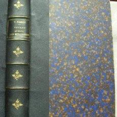 Libros antiguos: 1878 - TISSOT - VOYAGE AU PAYS DES MILLIARDS - 2 TOMOS EN UN VOLUMEN - PRECIOSAS ILUSTRACIONES. Lote 27246727