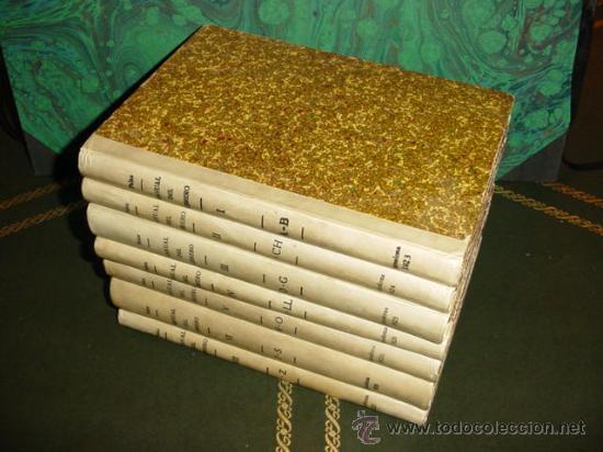MANUAL DEL LIBRERO HISPANO-AMERICANO. ANTONIO PALAU Y DULCET. 1ª EDICION. ¡¡ UNA JOYA !! (Libros Antiguos, Raros y Curiosos - Ciencias, Manuales y Oficios - Otros)