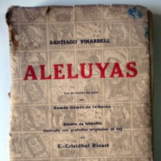 Libros antiguos: ALELUYAS. Lote 26864122