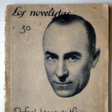 Libros antiguos: EL PELELE- RAFAEL LOPEZ DE HARO. Lote 19539149