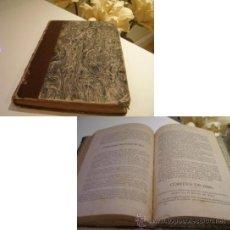 Libros antiguos: 1879 LOS ANTIGUOS DIPUTADOS DE CUBA Y APUNTES PARA LA HISTORIA CONSTITUCIONAL DE ESTA ISLA LIBRO. Lote 20204595