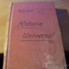 Libros antiguos: HISTORIA UNIVERSAL TOMO XXXVIII ( CESAR CANTU ). Lote 15439343