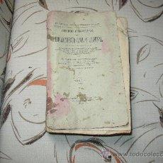 Libros antiguos: PROCEDIMIENTO CIVIL Y CRIMINAL TOMO II 1901. Lote 23358188