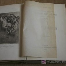 Libros antiguos: THE ZINCALI. AN ACCOUNT OF THE GYPSIES OF SPAIN. BORROW (GEORGE). Lote 18700702