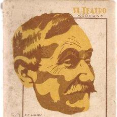 Libros antiguos: FORTUNATA Y JACINTA / A. SOLER ET AL. MADRID : PRENSA MODERNA, 1930. 17X12CM. 68 P.. Lote 15835469