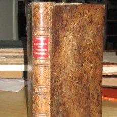 Libros antiguos: 1851.- CARLISMO. PARALELO ENTRE LA VIDA MILITAR DE ESPARTERO Y LA DE NARVÁEZ.. Lote 26169141