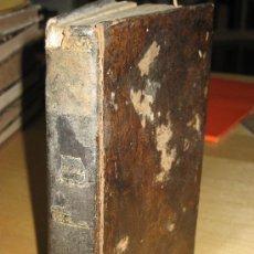 Libros antiguos - 1834.- LECCIONES ELEMENTALES DE LA HISTORIA NATURAL DE LOS ANIMALES. G. CUVIER - 26214061