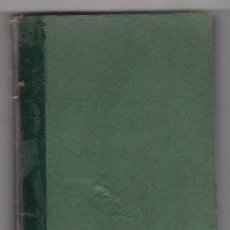 Libros antiguos: LA MUERTE Y LA MUERTE SUBITA POR P. BROAURDEL. LIBRAIRIE J.B. BAILLIERE ET FILS. PARIS 1895. Lote 18794277