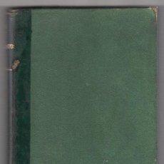 Libros antiguos: ENVENENAMIENTO POR P. BROUARDEL. LIBRAIRIE J.B. BAILLIERE ET FILS. PARIS 1902. Lote 26851181