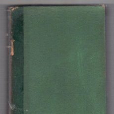 Libros antiguos - AFRODISIOLOGIA POR P. BROUARDEL. LIBRAIRIE J.B. BAILLIERE ET FILS. PARIS 1909 - 19645593