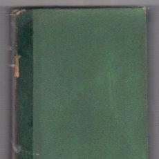 Libros antiguos: AFRODISIOLOGIA POR P. BROUARDEL. LIBRAIRIE J.B. BAILLIERE ET FILS. PARIS 1909. Lote 19645593