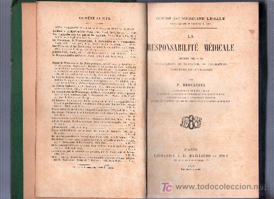 Libros antiguos: TEXTO EN FRANCES - Foto 3 - 15573533
