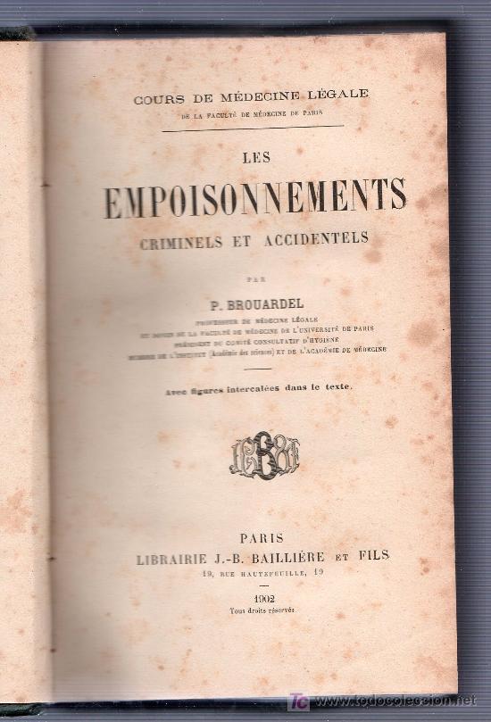 Libros antiguos: TEXTO EN FRANCES - Foto 3 - 26851181