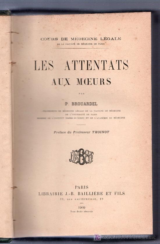 Libros antiguos: TEXTO EN FRANCES - Foto 3 - 19645593