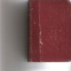 Libros antiguos: LA GAVIOTA - FERNAN CABALLERO - TOMO I -. Lote 15687675