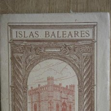 Libros antiguos: ISLAS BALEARES. PALMA DE MALLORCA. FERRÁ (MIGUEL). Lote 15747872