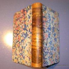 Libros antiguos: LIBRITO ESCOLAR -EL MAESTRO DE SUS HIJOS , LA EDUCACION DE LA INFANCIA - AÑO 1850 POR M. BLANCHARD. Lote 21463183