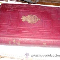 Libros antiguos: 1929 ANUARIO MILITAR DE ESPAÑA. Lote 26613178