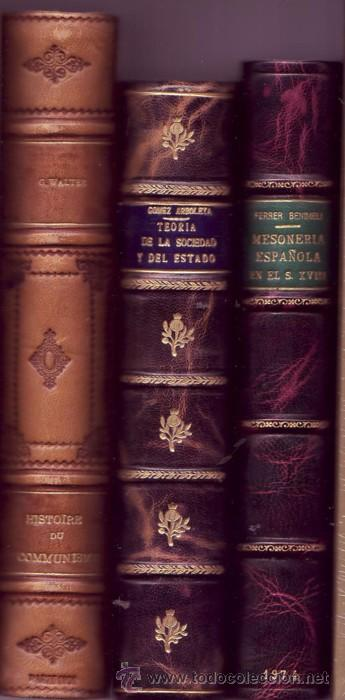HISTOIRE DU COMMUNISME. LES ORIGINES JUDAÏQUES CHRÉTIENNES, LES ORIGINES GRECQUES-LATINES. G.WALTER (Libros Antiguos, Raros y Curiosos - Pensamiento - Otros)