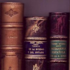 Libros antiguos: HISTOIRE DU COMMUNISME. LES ORIGINES JUDAÏQUES CHRÉTIENNES, LES ORIGINES GRECQUES-LATINES. G.WALTER . Lote 26783904