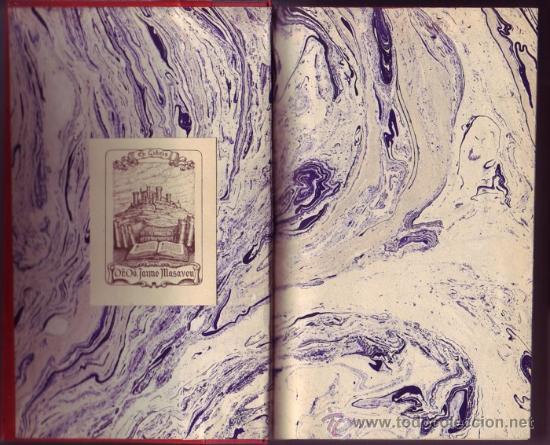 Libros antiguos: Ex libris de D. Jaime Masaveu - Foto 3 - 26783904