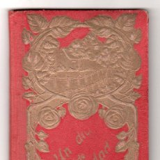 Libros antiguos: UN DIA DE FELICIDAD POR EL CANONIGO CRISTOBAL SEHMID. IMP. Y LIB. DE MONTSERRAT. BARCELONA 1917. Lote 24723458