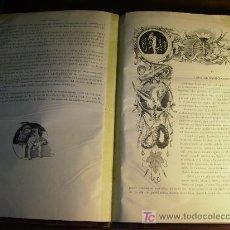 Libros antiguos: OBRAS COMPLETAS DON RAMON CAMPOAMOR AÑO1888 ILUSTRADA CON GRABADOS ITERCALADOS EN EL TEXTO. Lote 17123690