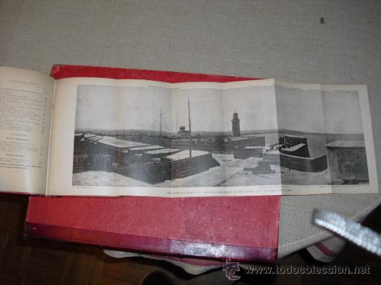 Libros antiguos: 1900 LA GUERRA HISPANO-AMERICANA LA HABANA INFLUENCIA DE LAS PLAZAS DE GUERRA - Foto 2 - 22988978