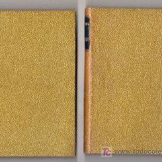 Libros antiguos: BIBLIOTECA DE EL SOL. POSTFIGARO POR MARIANO JOSE DE LARRA 2 TOMOS.TIPOGRAFIA RENOVACION MADRID 1918. Lote 15968361
