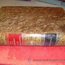 Libros antiguos: 1892 ESTABILIDAD DE LAS CONSTRUCCIONES DE MAMPOSTERIA BOIX DOS TOMOS (TEXTO Y ATLAS) EN 1 VOL. Lote 26270490