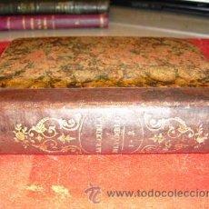 Libros antiguos: 1852 LA ESCUELA DEL PUEBLO PAGINAS DE ENSEÑANZA UNIVERSAL TOMOS I-II EN UN VOLUMEN. Lote 27449556