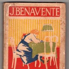 Libros antiguos: CARTAS DE MUJERES POR JACINTO BENAVENTE. UNION EDITORIAL HISPANO AMERICANA. Lote 20653846