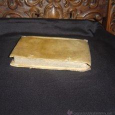 Libros antiguos: 1748-GRAMÁTICA FRANCESA. ANTONIO GALMACE. FIRMA ORIGINAL DEL AUTOR.1ª EDICIÓN. Lote 27640961