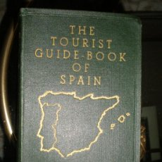 Libros antiguos: THE TOURIST GUIDE BOOK OF SPAIN.THE GREEN GUIDES.WILLIAMSON´S WIDE WORLD.1951. Lote 16112800