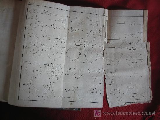Libros antiguos: CURSO DE ESTUDIOS ELEMENTALES DE MARINA - GRABRIEL CISCAR - TOMO I Y TOMO II - 1803 - Foto 6 - 16331152