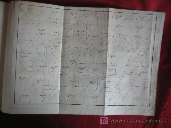 Libros antiguos: CURSO DE ESTUDIOS ELEMENTALES DE MARINA - GRABRIEL CISCAR - TOMO I Y TOMO II - 1803 - Foto 7 - 16331152