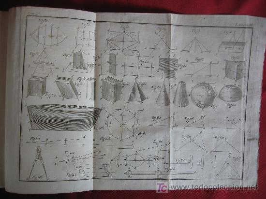 Libros antiguos: CURSO DE ESTUDIOS ELEMENTALES DE MARINA - GRABRIEL CISCAR - TOMO I Y TOMO II - 1803 - Foto 8 - 16331152