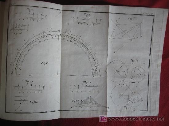 Libros antiguos: CURSO DE ESTUDIOS ELEMENTALES DE MARINA - GRABRIEL CISCAR - TOMO I Y TOMO II - 1803 - Foto 9 - 16331152
