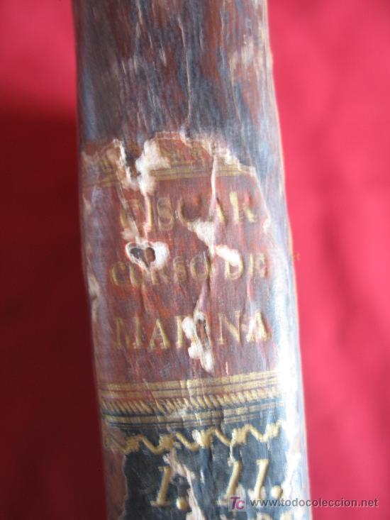 Libros antiguos: CURSO DE ESTUDIOS ELEMENTALES DE MARINA - GRABRIEL CISCAR - TOMO I Y TOMO II - 1803 - Foto 12 - 16331152