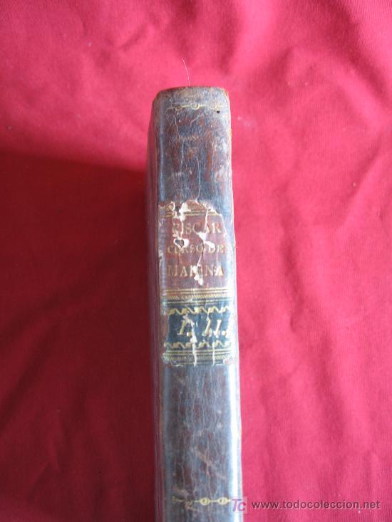 Libros antiguos: CURSO DE ESTUDIOS ELEMENTALES DE MARINA - GRABRIEL CISCAR - TOMO I Y TOMO II - 1803 - Foto 13 - 16331152